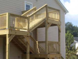 deck installation cartersville, ga